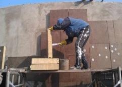 GBF防火保温板在外墙外保温系统中的应用