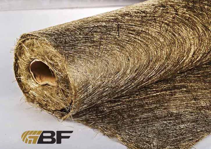 玄武岩纤维短切原丝毡