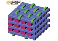 玄武岩纤维立体(三向)织物